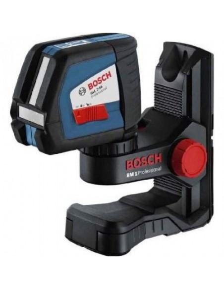 Построитель плоскостей Bosch GLL 2-50 + держатель BM1 , 0601063102