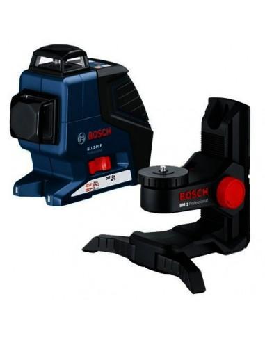 Построитель плоскостей Bosch GLL 2-80 P + держатель BM1 , 0601063202
