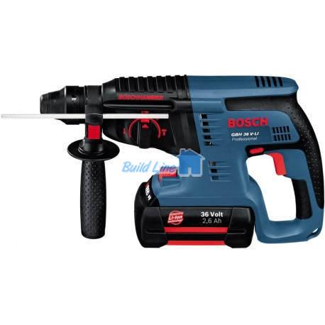 Перфоратор Bosch GBH 36 V-LI-акумуляторний , 0611900R0G