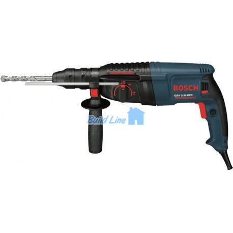 Перфоратор Bosch GBH 2-26 DFR , 0611254768