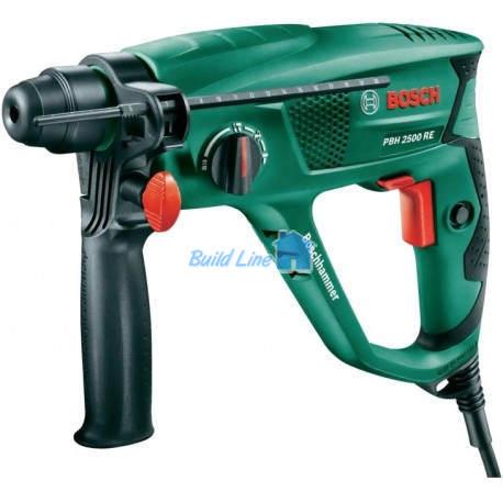 Перфоратор Bosch PBH 2500 RE , 0603344421