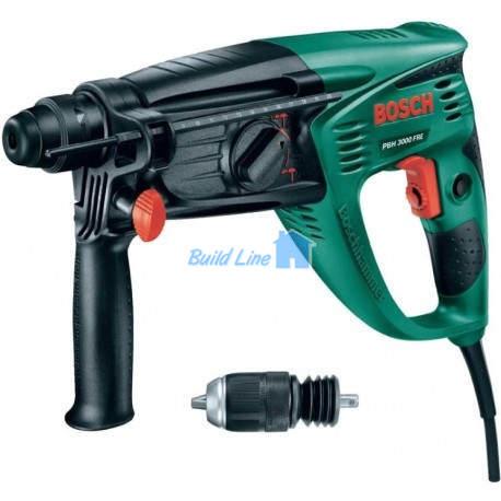 Перфоратор Bosch PBH 3000 FRE , 0603393220