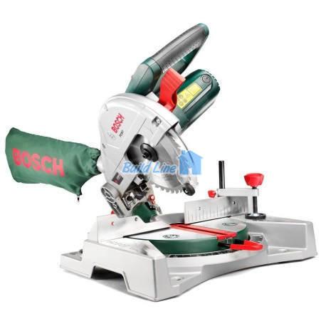Пила Bosch PCM 7 S торцовочная , 0603B01300