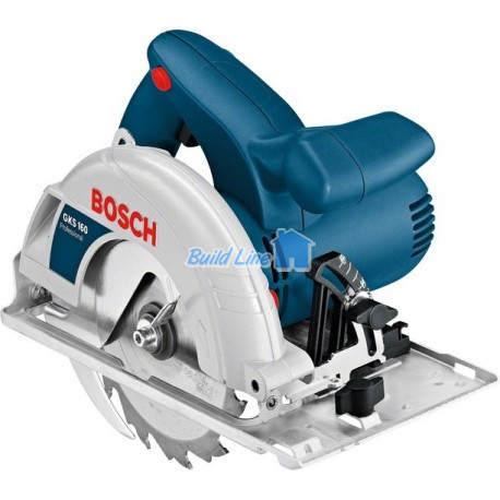 Дисковая пила Bosch GKS 160 , 0601670000