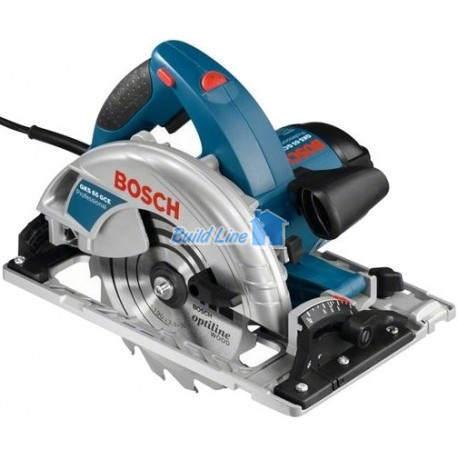 Пила Bosch GKS 65 GCE дисковая , 0601668900