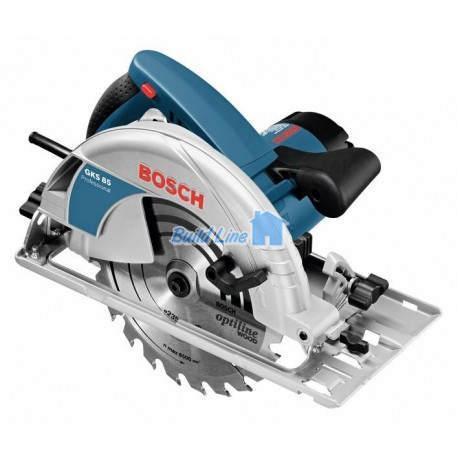Пила Bosch GKS 85 G дисковая , 060157A900