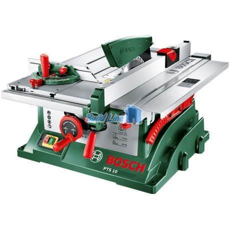 Пила Bosch PTS 10 настільна , 0603B03400