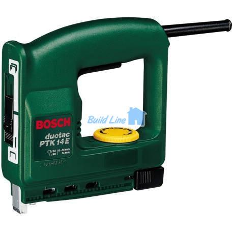 Степплера Bosch PTK 14 E , 0603265208