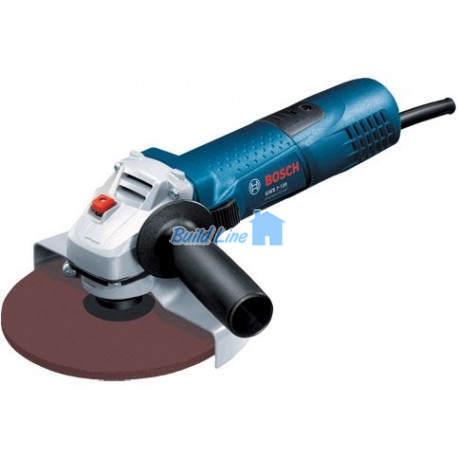 Болгарка Bosch GWS 7-125 угловая шлифмашина , 0601388102