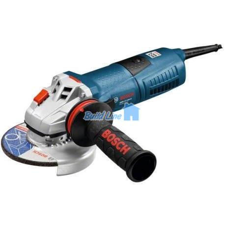 Болгарка Bosch GWS 12-125 CI угловая шлифмашина , 0601793003