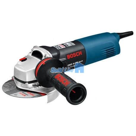 Болгарка Bosch GWS 14-125 Inox кутова шліфмашина , 0601829J00