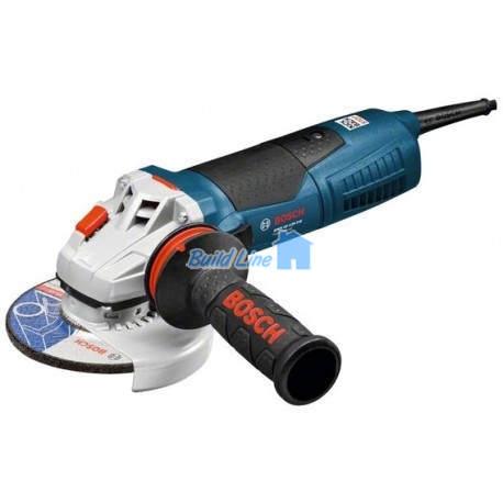 Болгарка Bosch GWS 15-125 CIEH кутова шліфмашина , 0601796002