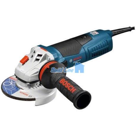 Болгарка Bosch GWS 15-125 CIT кутова шліфмашина , 0601797002