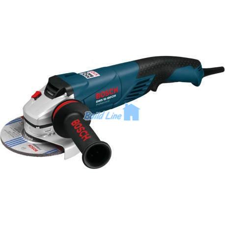 Болгарка Bosch GWS 15-150 CIH угловая шлифмашина , 0601830522