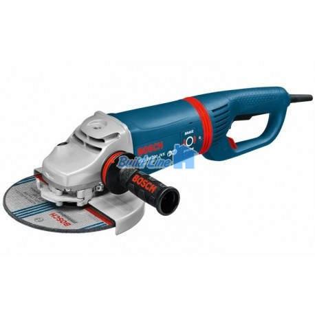 Болгарка Bosch GWS 24-230 JVX угловая шлифмашина , 0601864504