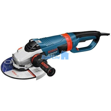 Болгарка Bosch GWS 26-230 LVI угловая шлифмашина , 0601895F04
