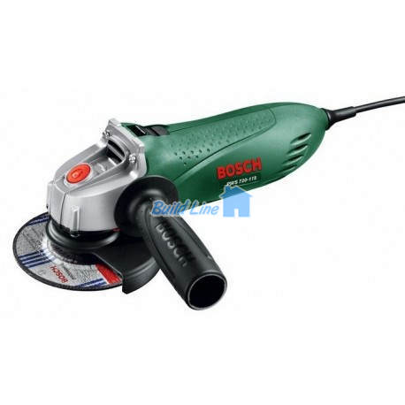 Болгарка Bosch PWS 720-115 угловая шлифмашина , 0603164020