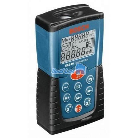 Лазерный дальномер Bosch DLE 40 , 0601016300