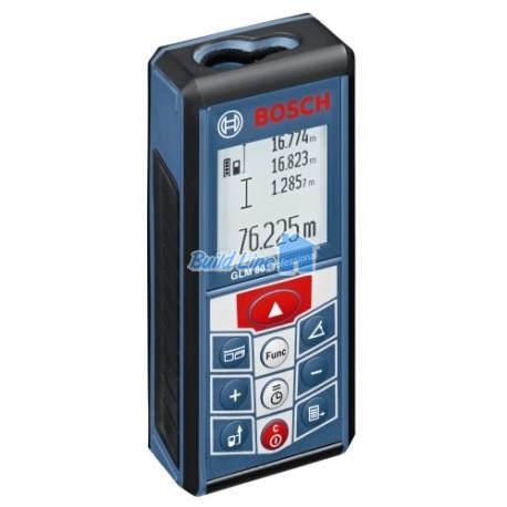 Лазерный дальномер Bosch GLM 80 + уровень R 60 , 0601072301