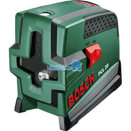 Лазерный нивелир Bosch PCL 20 , 0603008220