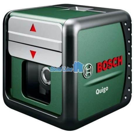 Лазерный нивелир Bosch Quigo , 0603663121