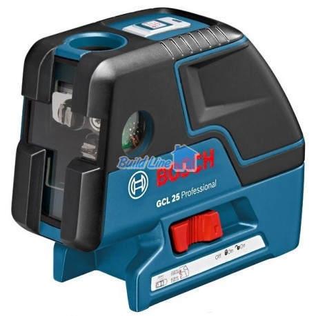 Построитель плоскостей Bosch GCL 25 , 0601066B00
