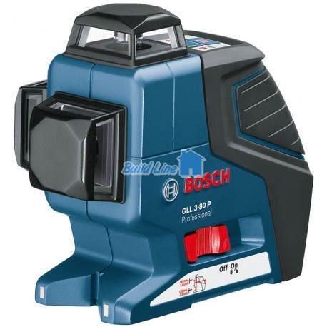 Построитель плоскостей Bosch GLL 3-80 P , 0601063300