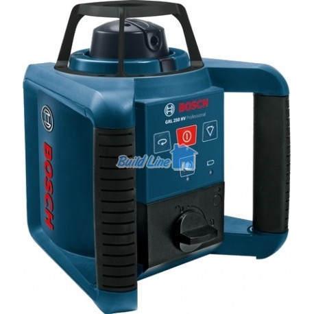 Ротаційний лазерний нівелір Bosch GRL 250 HV , 0601061600