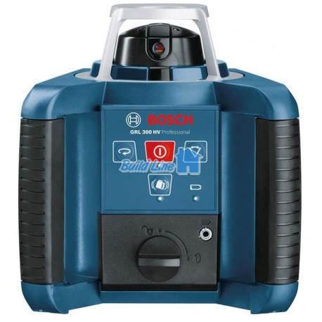 Ротационный лазерный нивелир Bosch GRL 300 HV Set , 0601061501