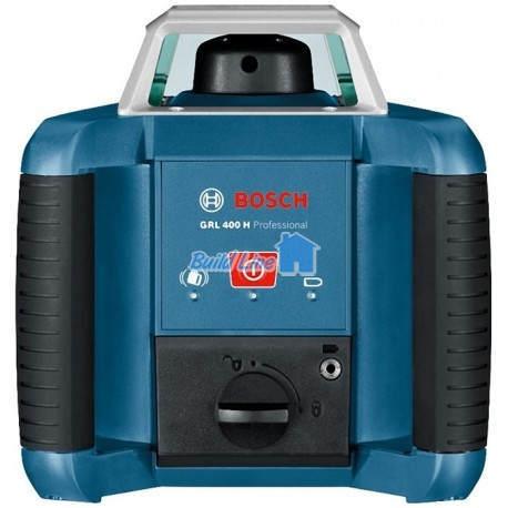 Ротационный лазерный нивелир Bosch GRL 400 H Set , 0601061800