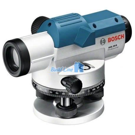 Оптический нивелир Bosch GOL 20 D , 0601068400