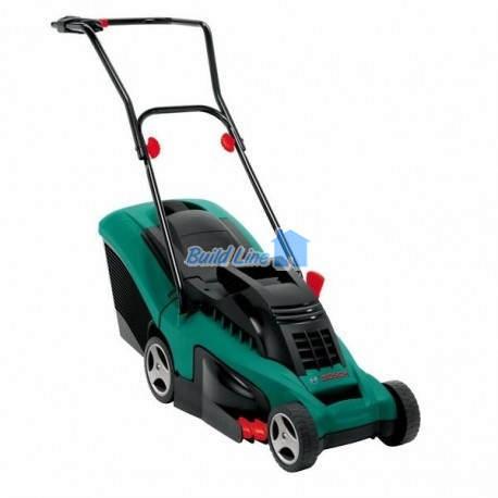 Газонокосилка Bosch ROTAK 34 New роторная , 0600882000