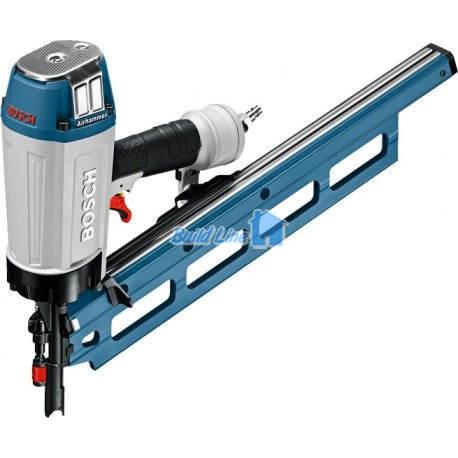 Гвоздезабівателі Bosch GSN 90-21 RK пневматичний , 0601491001