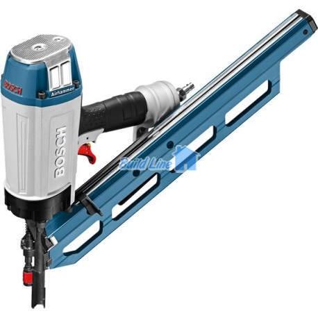 Гвоздезабівателі Bosch GSN 90-34 DK пневматичний , 0601491301