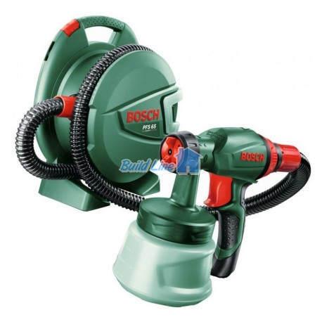 Краскораспылитель Bosch PFS 65 , 0603206100