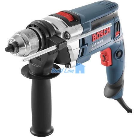 Дриль Bosch GSB 16 RE ударний , 060114E500