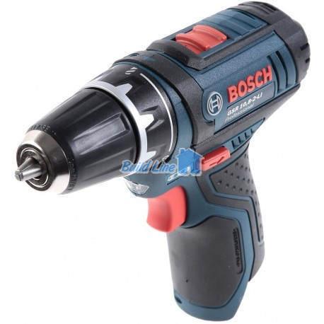 """Шурупокрут Bosch GSR 10.8-2-LI (""""""""solo"""""""") акумуляторний , 0601868101"""""""