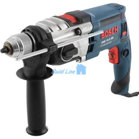 Дрель Bosch GSB 19-2 RE ударная , 060117B500