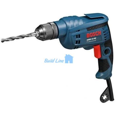 Дрель Bosch GBM 10 RE , 0601473600