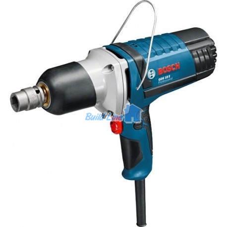 Гайковерт Bosch GDS 18 E импульсный , 0601444000