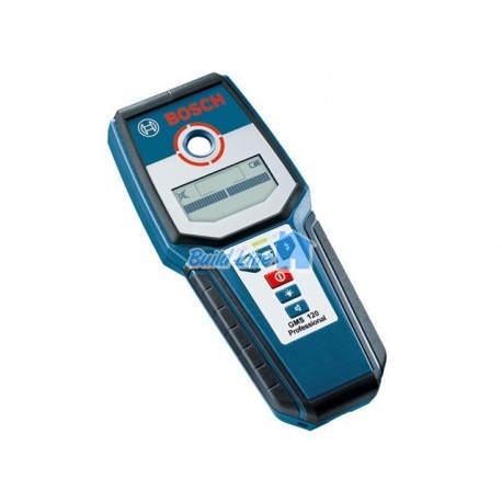 Детектор металла и проводки Bosch GMS 120 Prof , 0601081000