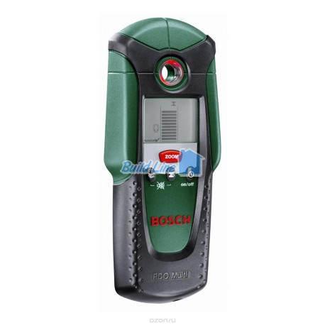Детектор металла и проводки Bosch PDO Multi , 0603010020