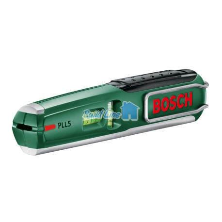 Лазерный уровень Bosch PLL 5 , 0603015020