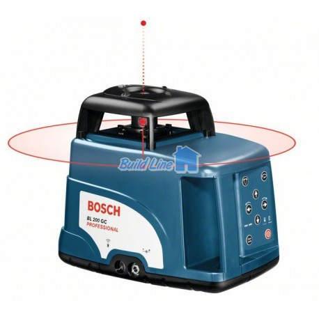 Ротационный лазерный нивелир Bosch BL 200 GC , 0601015000