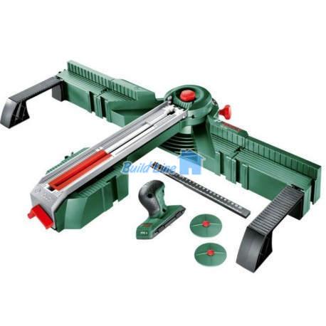 Верстак портативныйдля всех лобзиков Bosch для домашних мастеров Bosch PLS 300 + PTC 1 , 0603B04100