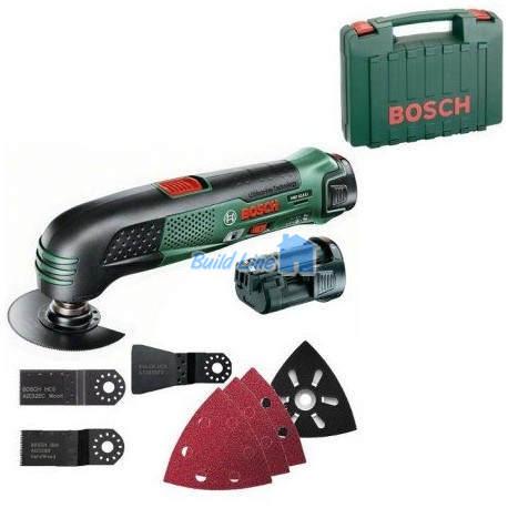 Пила Bosch PMF 10,8 LI универсальная , 0603101920