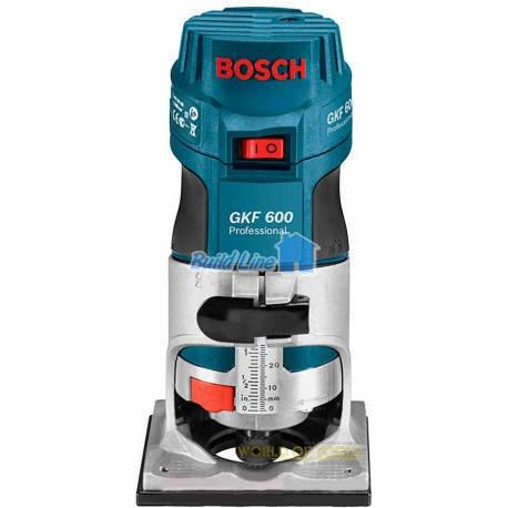 Фрезер Bosch GKF 600 KIT , 060160A101