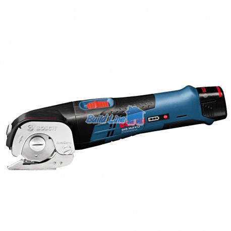 Ножницы Bosch GUS 10.8V-LI аккумуляторные универсальные , 06019B2900