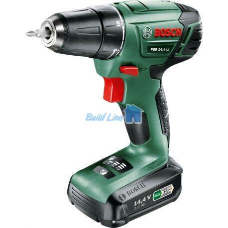 Шуруповерт Bosch PSR 14,4 LI аккумуляторный , 0603954320
