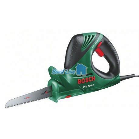 Ножовка Bosch PFZ 500 E столярная , 0603398020